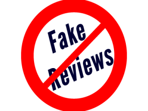 No Fake Reviews! They do damage and you will get caught and de-listed or banned! Its not worth it!