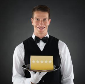Restaurant rating management